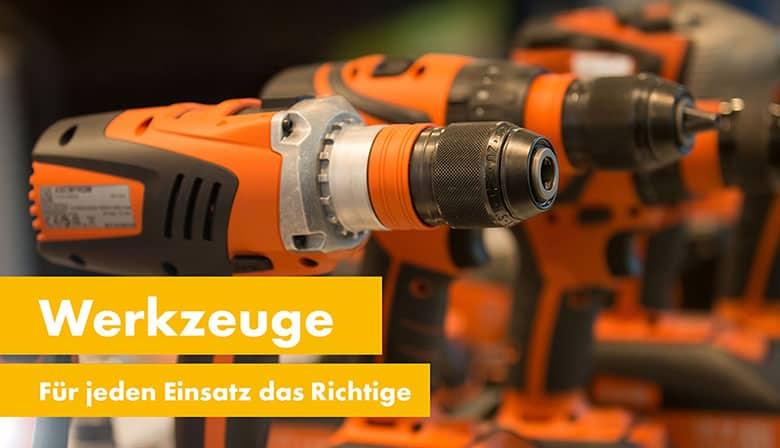 Produkte Werkzeuge